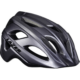 Lazer Beam casco per bici nero